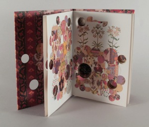 Alicia Bailey Indian floral patterns pages