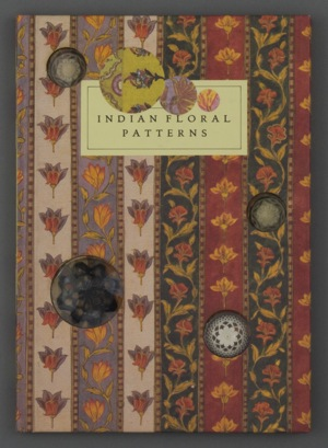 Indian floral patterns