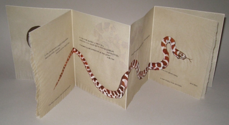Alicia Baliey-That Milksnake Story