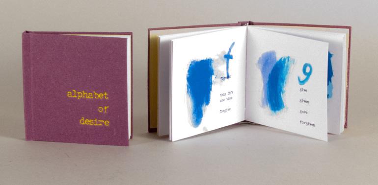 Alphabet of Desire miniature – 2006