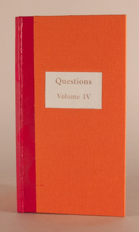Book of Questions Volume 4 – 2015 – last copy