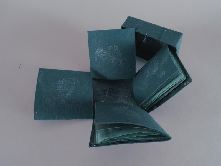 Folded Box Forms – January 27