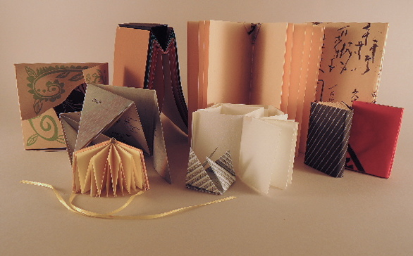 Folded Book Forms – July 13