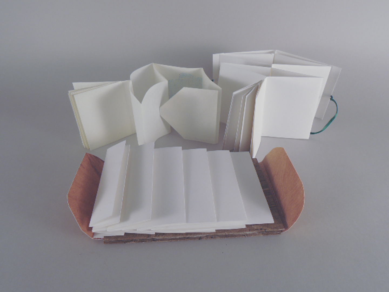 Fishbone Fold Book – March 4